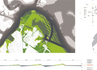 LAR682T  'Save the Bay' at the Houston Ship Channel- Site Plan M.Wagoner