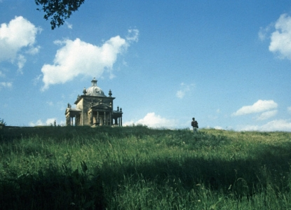 Temple of the Four Winds at Castle Howard, Yorkshire, England