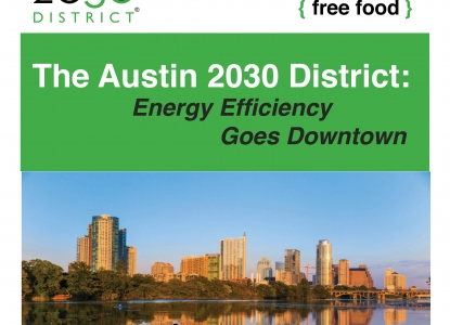 The Austin 2030 District