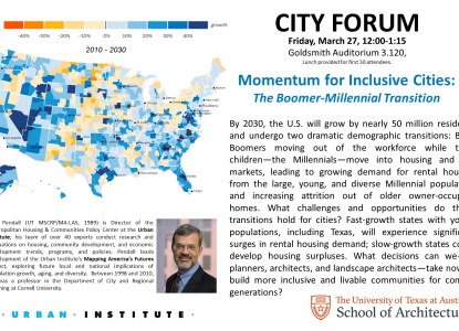 City Forum | March 27, 2015