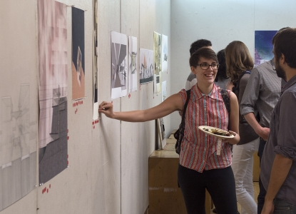 Spring 2015 Drawing Show