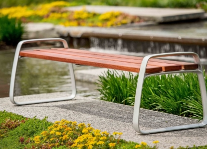 Landscape Forms - FGP Collection - Bench