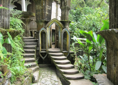 Las Pozas, William Niendorff
