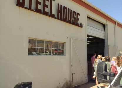 Steel House MFG