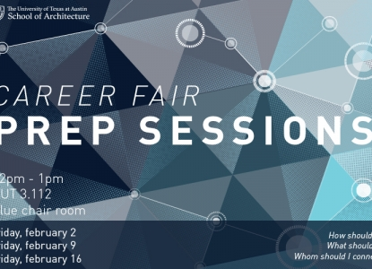 Career Fair Prep Sessions