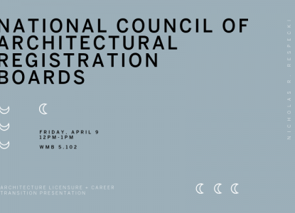 National Council of Architectural Registration Boards