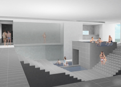 body erosion bathhouse render