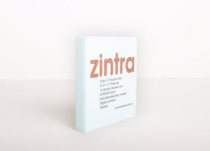 Zintra Acoustic Panels