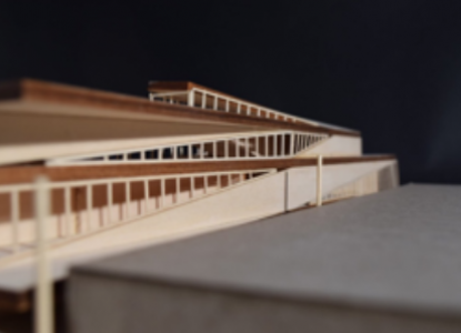 Model by Jacob Dasuta