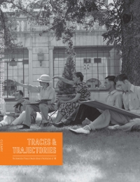 Traces and Trajectories: The University of Texas at Austin School of Architecture at 100 cover