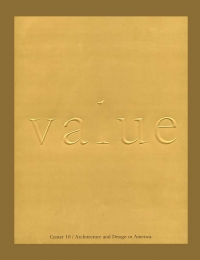 CENTER 10: Value  cover