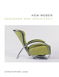 Kem Weber - Designer and Architect cover