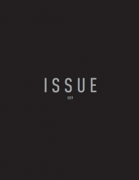 ISSUE: 009 cover