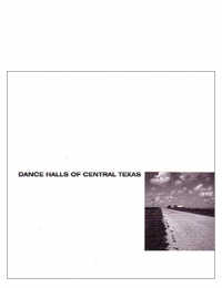 Centerline 1: Dance Halls of Central Texas cover