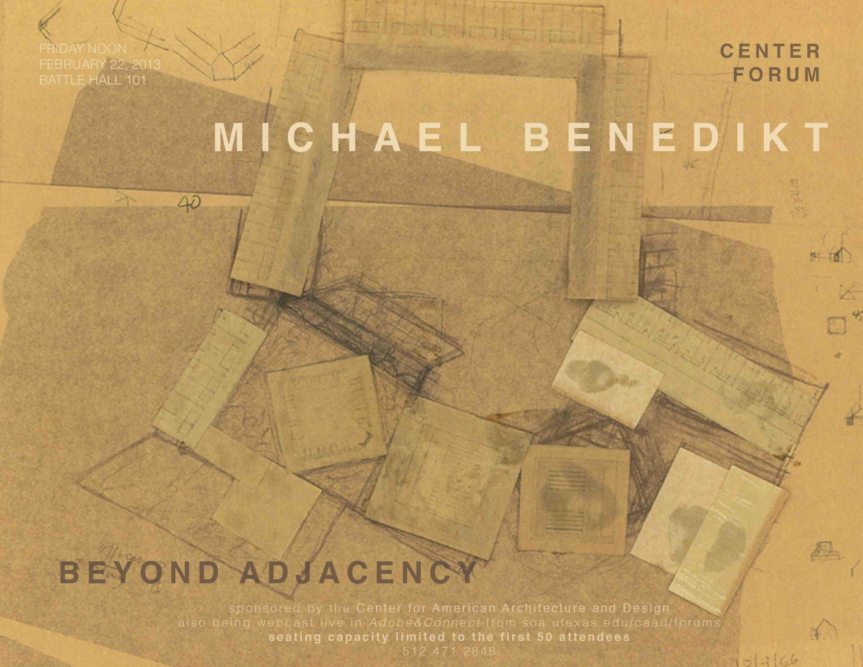 Michael Benedikt - Beyond Adjacency