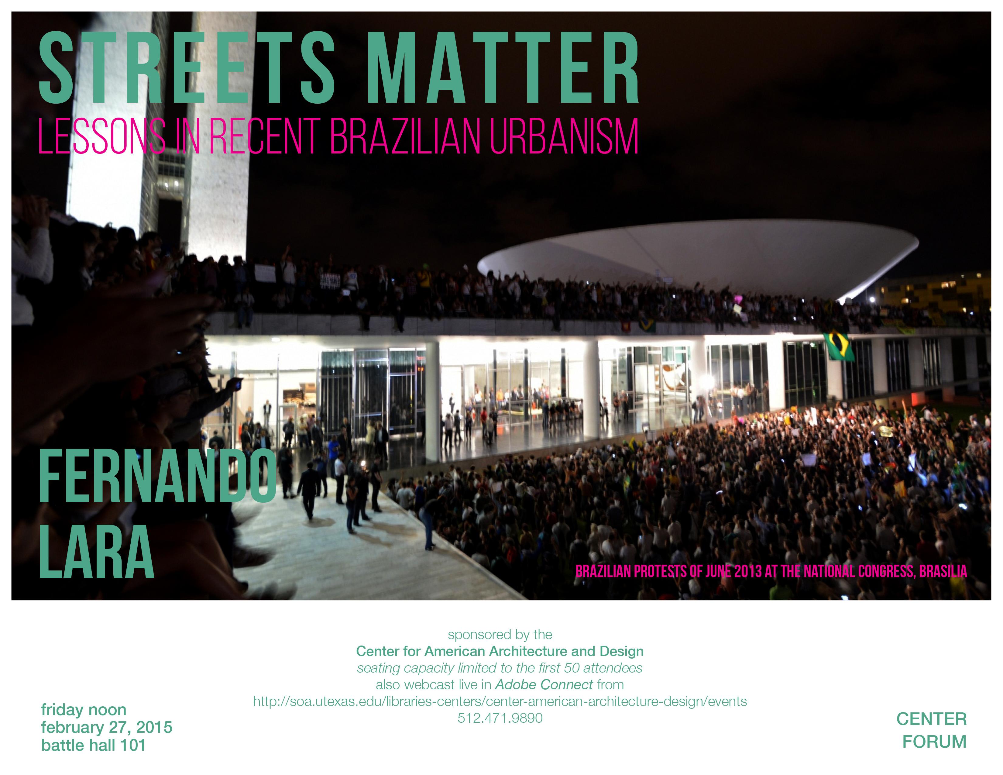 Brazilia, Brazilian Protests, Fernando Lara