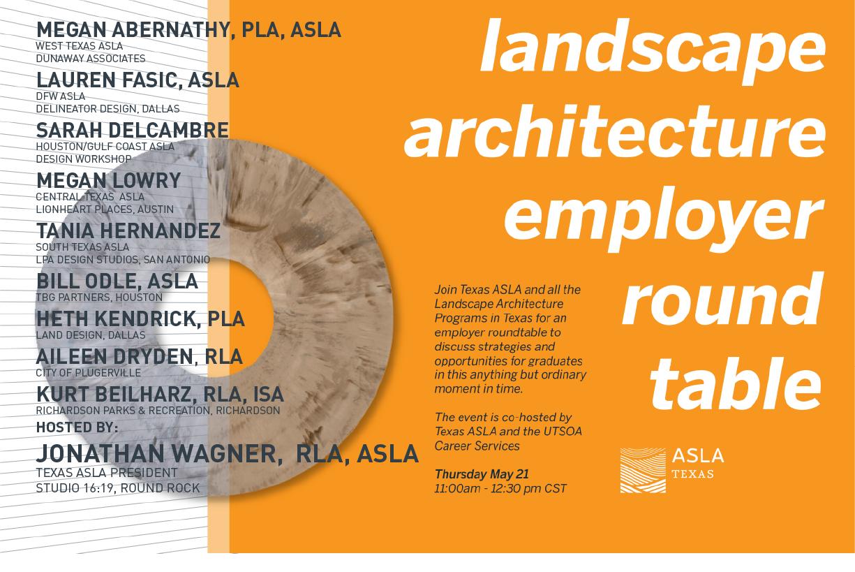 landscape employer panel