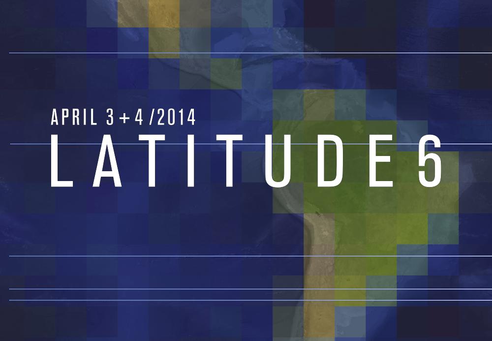 Latitudes 6 Background Image // Cameron Kraus