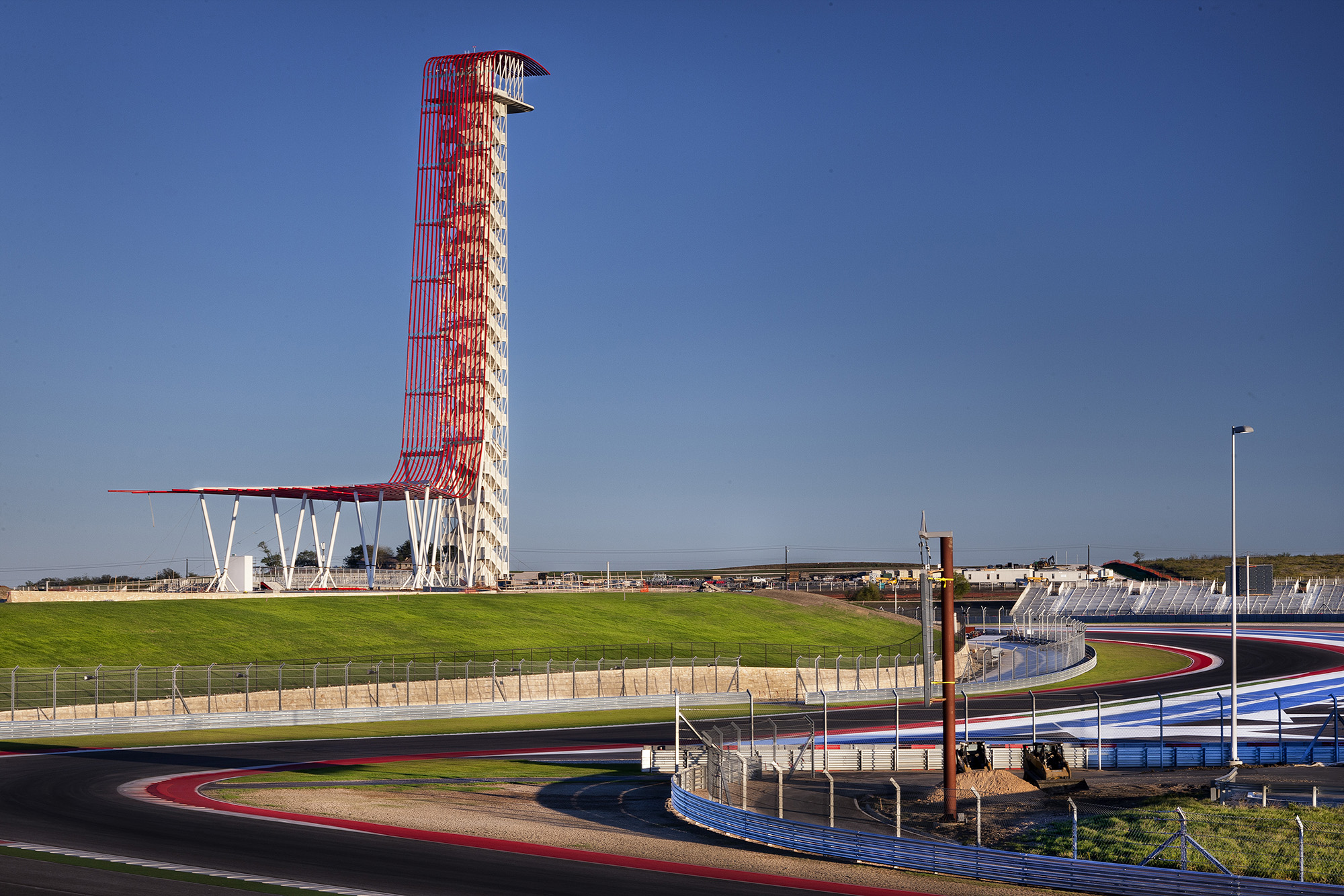 Observation Tower at F1