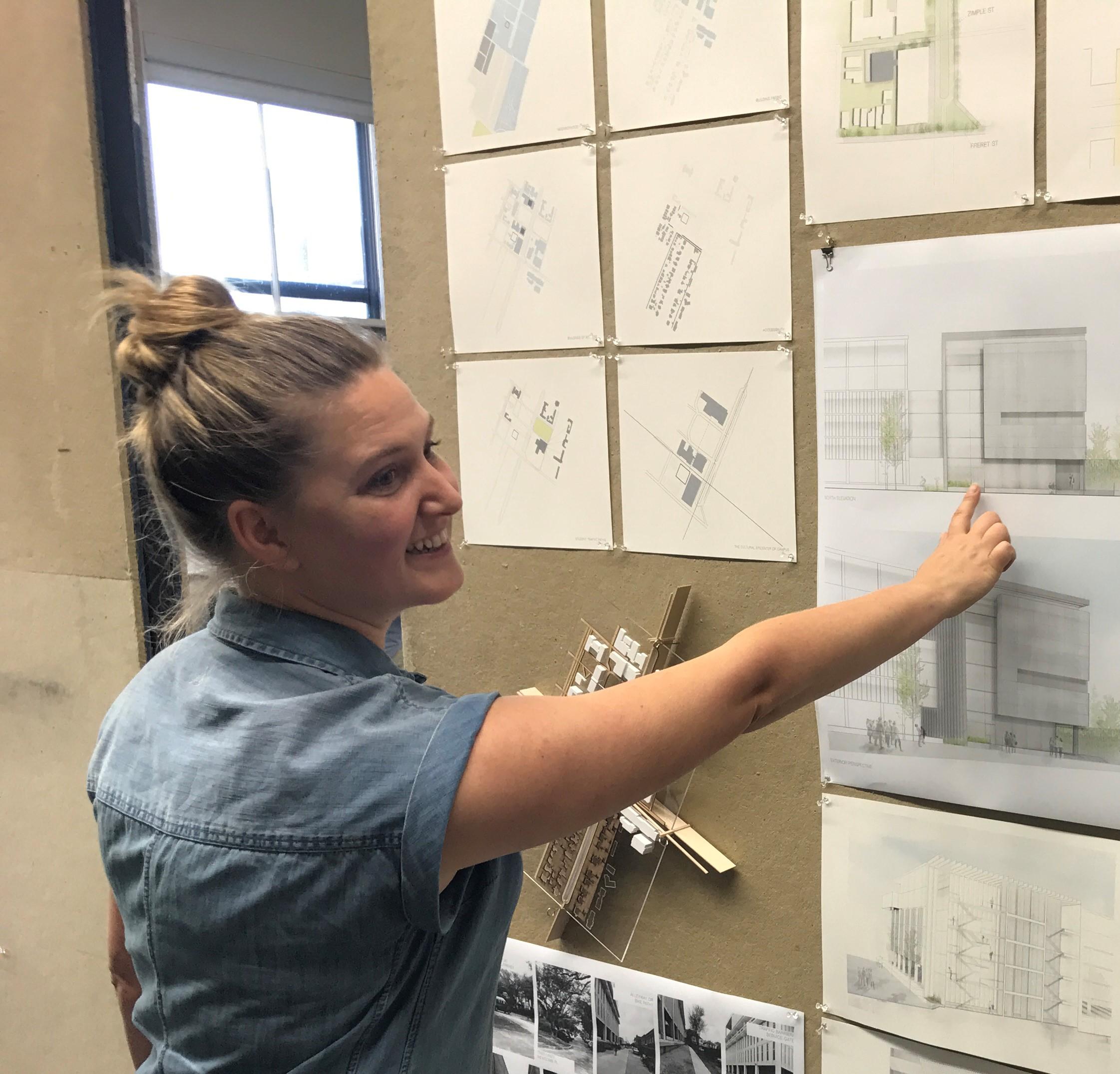 Maggie Hansen, Assistant Professor of Landscape Architecture