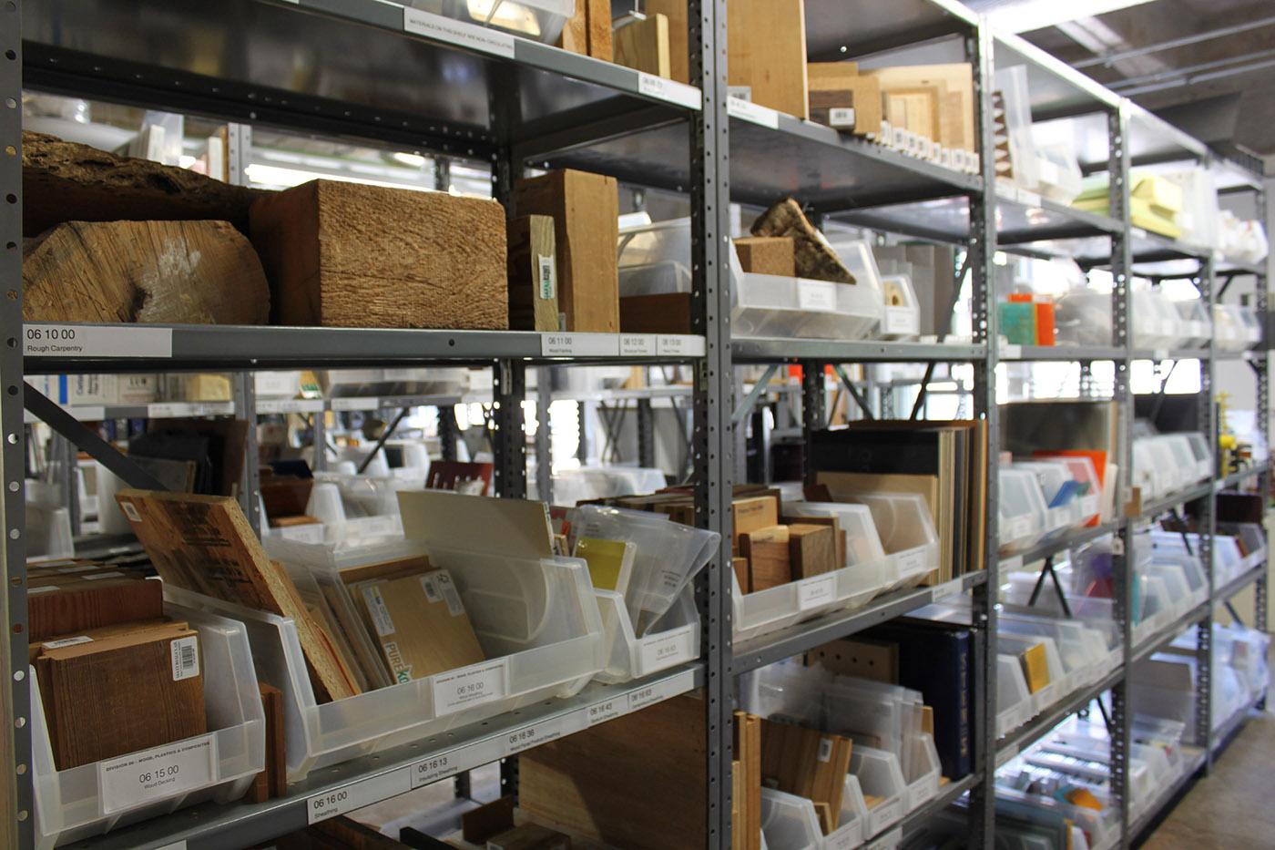 Materials Lab photos