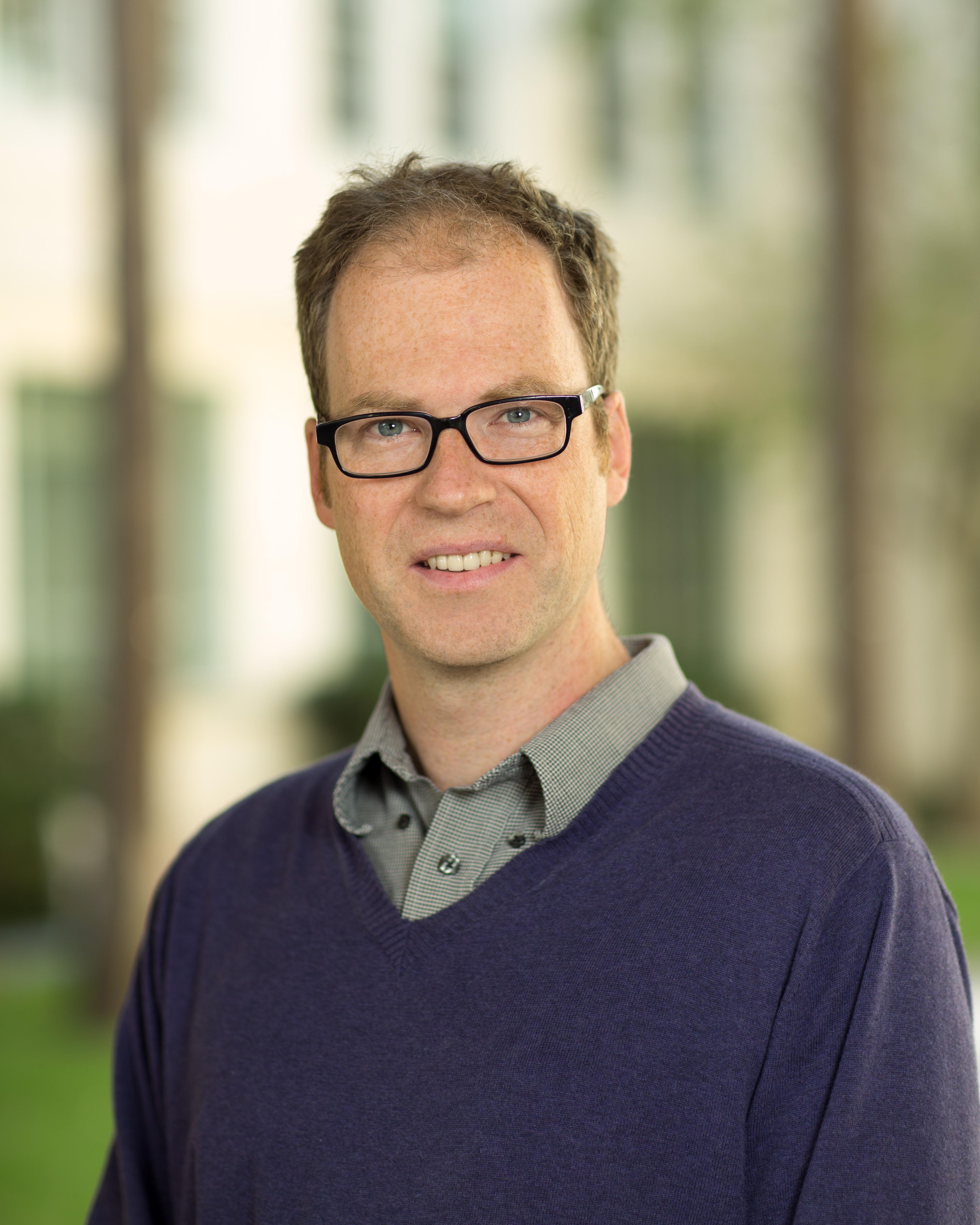 Assistant Professor Jake Wegmann