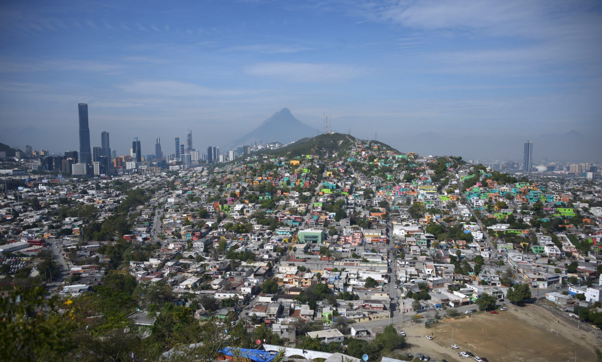 Monterrey, Mexico La Campana