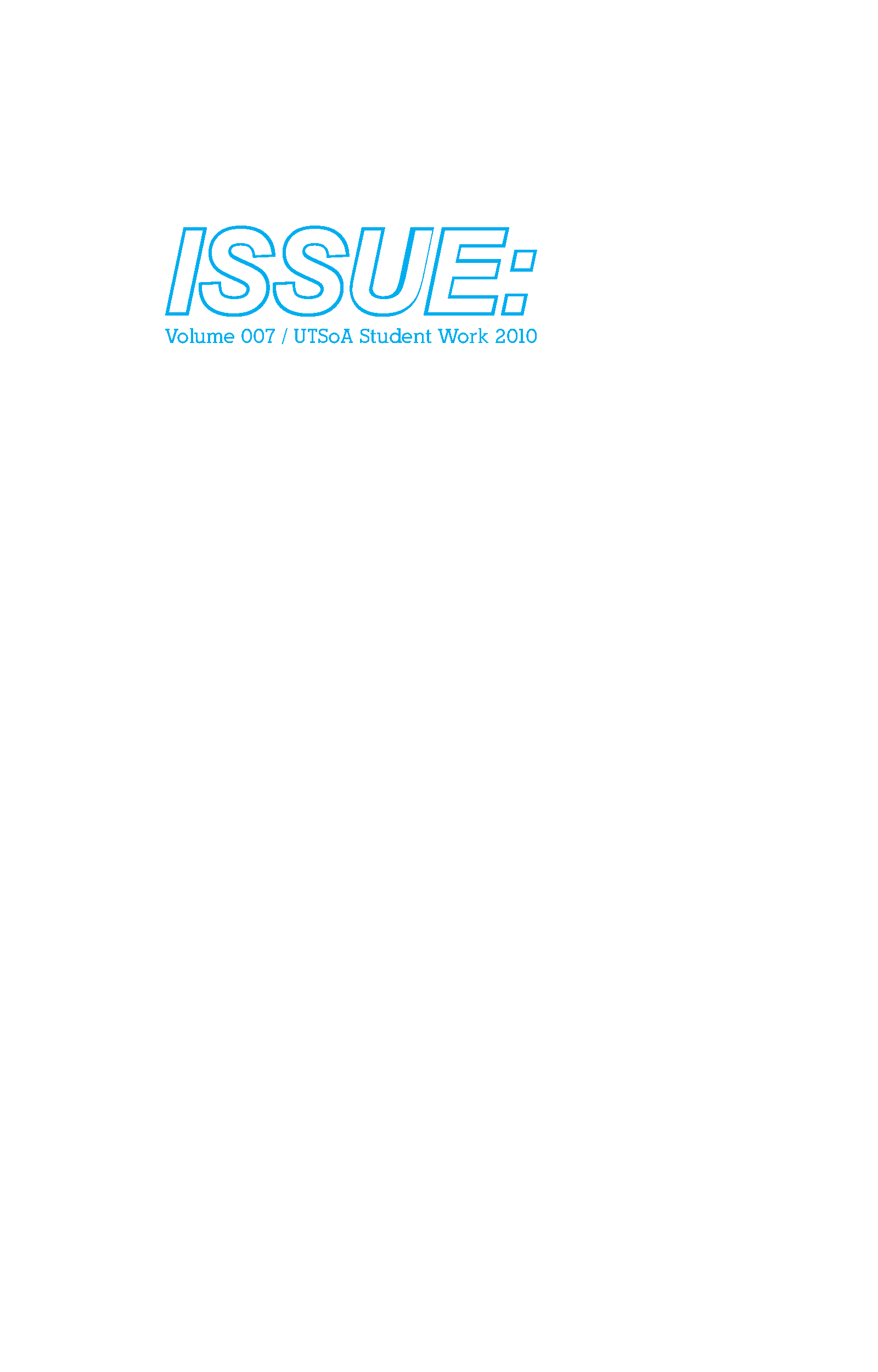 ISSUE: 007 cover