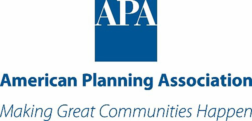 The American Planning Association cover