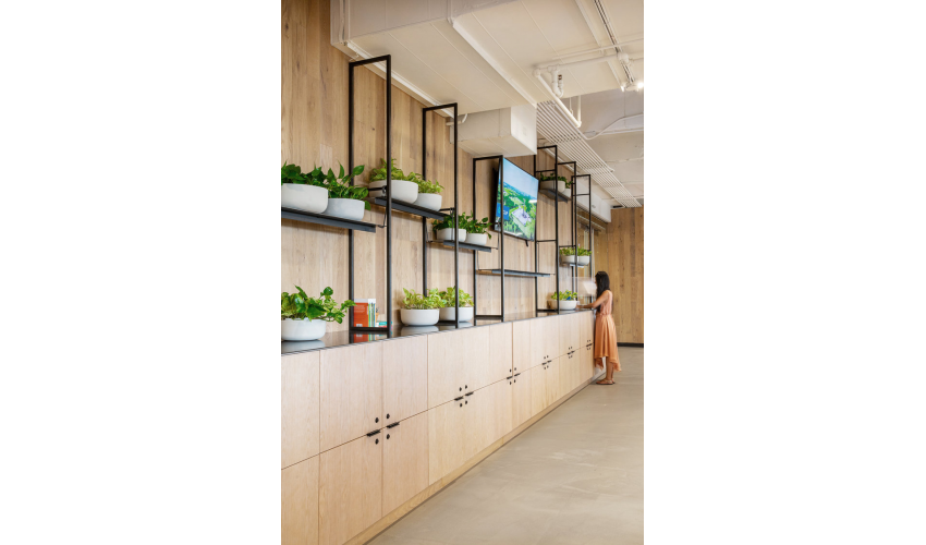 RigUp Office by Matt Fajkus Architecture Office Cabinetry