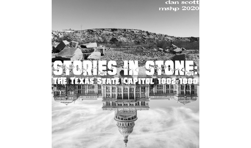 Stories in Stone: Texas State Capitol 1882-1888 Cover Image