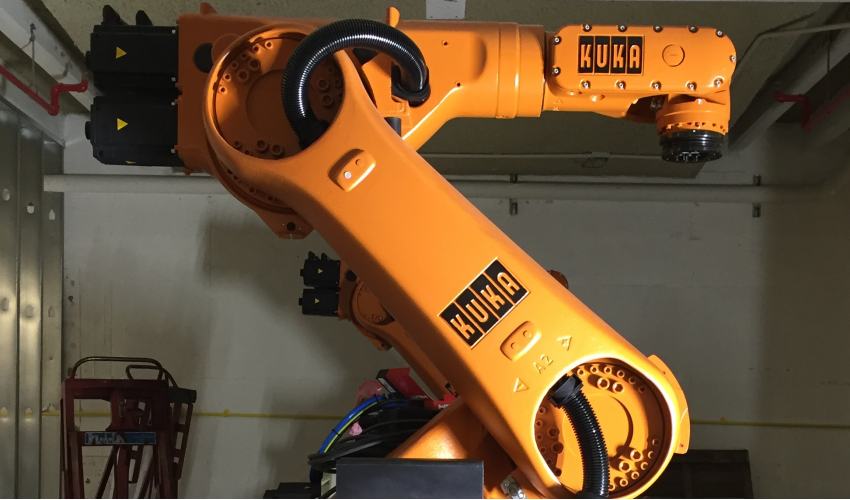 KUKA Robotic Arm