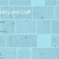Sustainability and Craft
