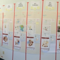 The Walls of Our Office