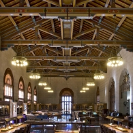 Battle Hall Library Reading Room