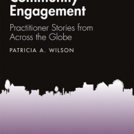 Cover of Patricia Wilson's book, The Heart of Community Engagement