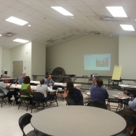 Pre-Charrette Meeting with ACDDC