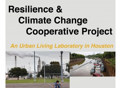 Resilience and Climate Change Cooperative Project