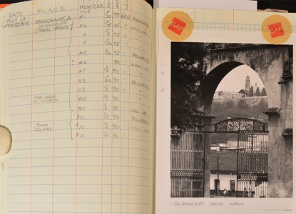 Field Notebook: The Hal Box and Logan Wagner Collection of Mexican Architecture & Urban Design