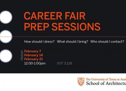 Career Services Prep Sessions
