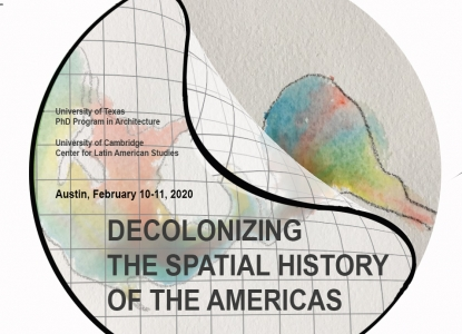 Decolonizing the Spatial History of the Americas event logo
