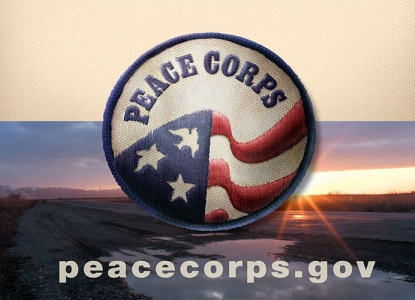Peace Corps Presentation - Thursday, October 6 at 11am - Sutton 2.110