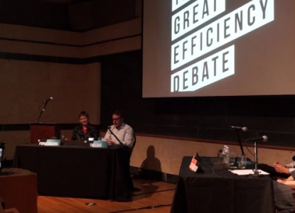 The Great Efficiency Debate