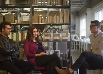 Goldsmith Interview Series: ksestudio | Sofia Krimizi & Kyriakos Kyriakou