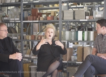 Goldsmith Interview Series: Stih and Schnock. February 20, 2019