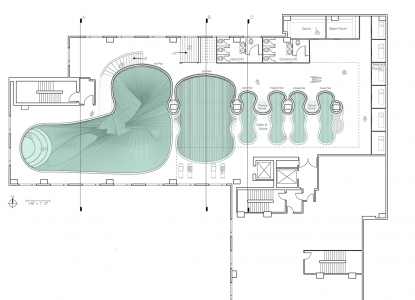Bath House Plan