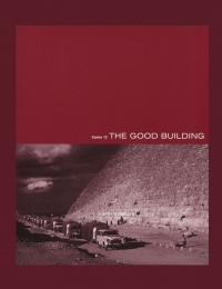 CENTER 12: The Good Building cover