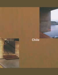 O'Neil Ford Duograph Series, Volume 1 Chile: House, Crypt cover