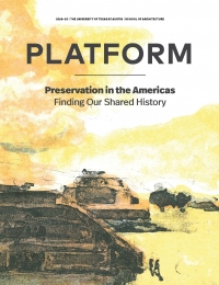 Platform: Preservation in the Americas | Finding Our Shared History cover